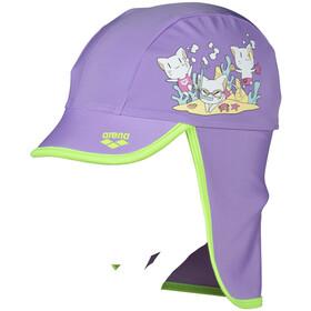 arena Friends Cap Kids, lilac/soft green